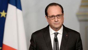اپوزیسیون فرانسه اولاند را متهم به خیانت کرد