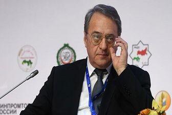 تاکید «بوگدانوف» بر حمایت روسیه از تمامیت ارضی عراق