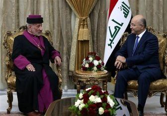 رئیس جمهور عراق : تکفیریها نماینده هیچ دین و قومیتی نیستند