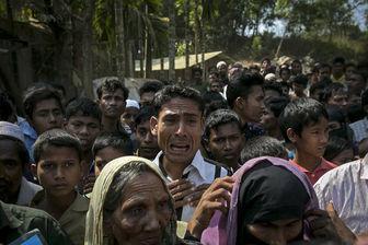 مسلمانان روهینگیایی همچنان تحت شکنجه و کشتار قرار دارند