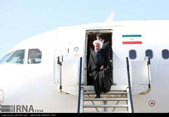 روحانی به پایتخت طبیعت ایران می رود