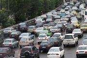 وضعیت ترافیکی جادههای کشور در روز انتخابات