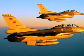 انهدام انبار مهمات «پکک» در شمال عراق