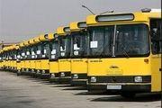 رعایت فاصله گذاری اجتماعی با ورود ۱۰۰ ناوگان جدید به خطوط اتوبوسرانی