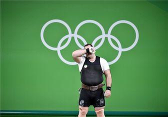 عامل حذف بهداد سلیمی از المپیک را بشناسید+تصاویر