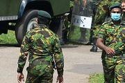 درگیری میان زندانیان و زندانبانان در زندانی در سریلانکا
