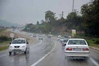 آخرین وضعیت ترافیکی جادههای کشور در ۲۱ دی ماه ۹۷