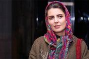 لیلا حاتمی در مراسم یادبود مظاهر مصفا/ عکس