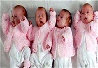 تولد ۳۰ هزار دختر و پسر در یک هفته گذشته
