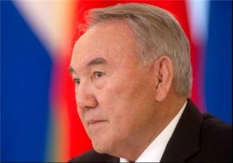 رئیسجمهور قزاقستان به تهران آمد