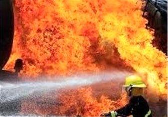 راز سوختن پیرزن در شعلههای آتش