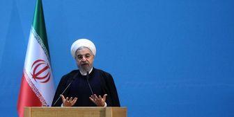 روحانی: به آمریکاییها گفتیم دیگر سرمان کلاه نمیرود