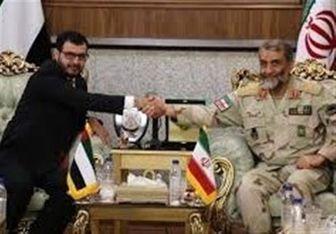 خشم عربستان از چرخش امارات به سمت ایران