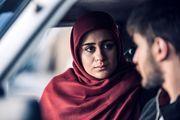 خانم مجری در کنار پسر «امین حیایی»/ عکس