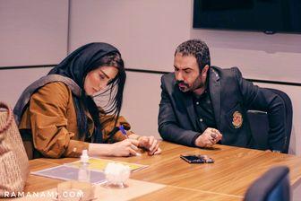 ایفای نقش شهربانو دامغانی نژاد در فیلم های راما نامی