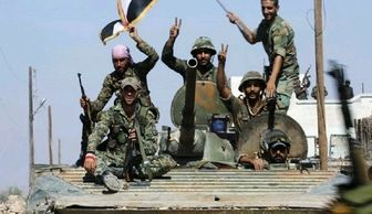 پیشروی ارتش سوریه تا پنج کیلومتری شهر الباب