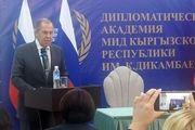 لاوروف: ارتباطات اتحادیه اوراسیا با ایران تقویت میشود