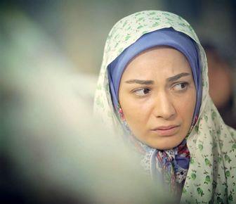 دوران کودکی بازیگر زن سریال «زیرخاکی 2» /عکس