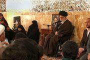 امام خامنهای: از قدیم به برادران «هزاره» افغانستان نگاه ستایشگرانه داشتهام