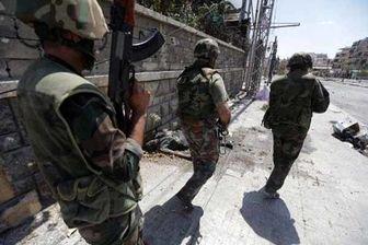 شهرک «جسرین» سوریه آزاد شد