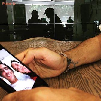 جدیدترین عکس زوج همیشه خندان تلویزیون