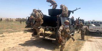 انهدام مقر «سرکرده جدید داعش»  در عراق توسط حشد شعبی