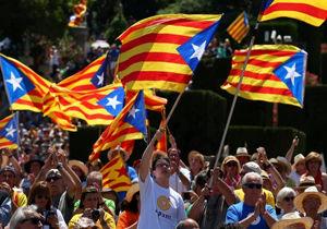 اعتراض جداییطلبان کاتالونیا به بازداشت رهبرانشان
