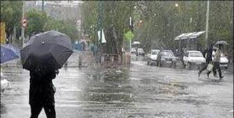 این استان های کشور منتظر بارش باران باشند