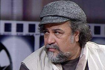 «محمدرضا شریفینیا» در کارخانهای متروکه /عکس