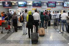 تعطیلی ۴ ساعته فرودگاههای تهران