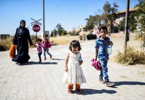 ترکیه آوارگان سوری را دستگیر می کند