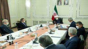 برگزاری جلسه روسای کمیتههای تخصصی ستاد ملی مقابله با کرونا