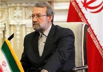 لاریجانی با رؤسای مجالس ۵ کشور دیدار کرد