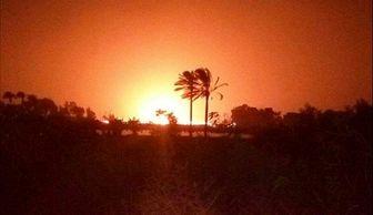 انفجار خونبار خط لوله نفت در اهواز