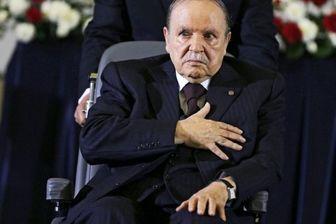 بوتفلیقه به الجزایر بازگشت