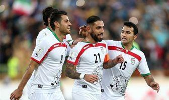 بازگشت ملی پوشان فوتبال به ایران