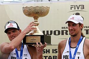 لهستان قهرمان تور جهانی شد