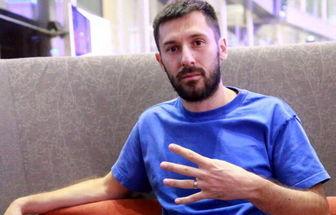 استوری بازیکن کروات استقلال از تمرینات+عکس