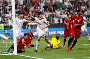 پرگل ترین افتتاحیه تاریخ جام ملت ها برای ایران