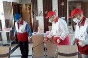 سم پاشی هتل زائران ایرانی در عراق