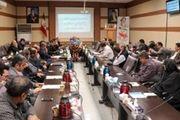 برگزاری جلسه ستاد هماهنگی و تسهیلات خدمات سفر نوروز بخش آفتاب