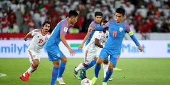 نتیجه را امارات بُرد، دلها را هند