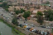 آرامش به استان «ذیقار» عراق بازگشت