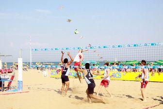 فینالیست شدن ساحلی بازان ایران در تور جهانی عمان
