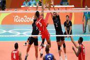 تیم ملی والیبال ایران ۳ - کوبا ۲ / پیروزی ارزشمند با کامبک فوق العاده در پایتخت تزارها