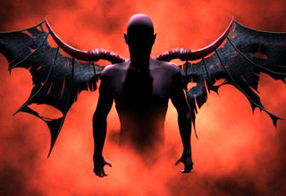 چه زمانی شیطان حسودانه ب آدمی می نگرد؟