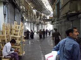 بازار تهران رکورد خلوت بودن را شکست!