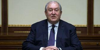 موافقت رئیس جمهور ارمنستان با استفعای نخست وزیر