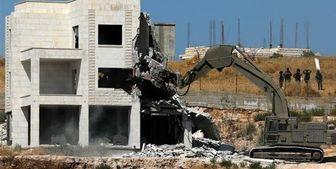سازمان ملل از تخریب بیسابقه منازل فلسطینیان خبر داد