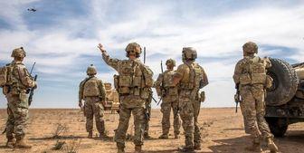 همکاری نظامیان آمریکا با شبه نظامیان کرد سوری+ عکس
